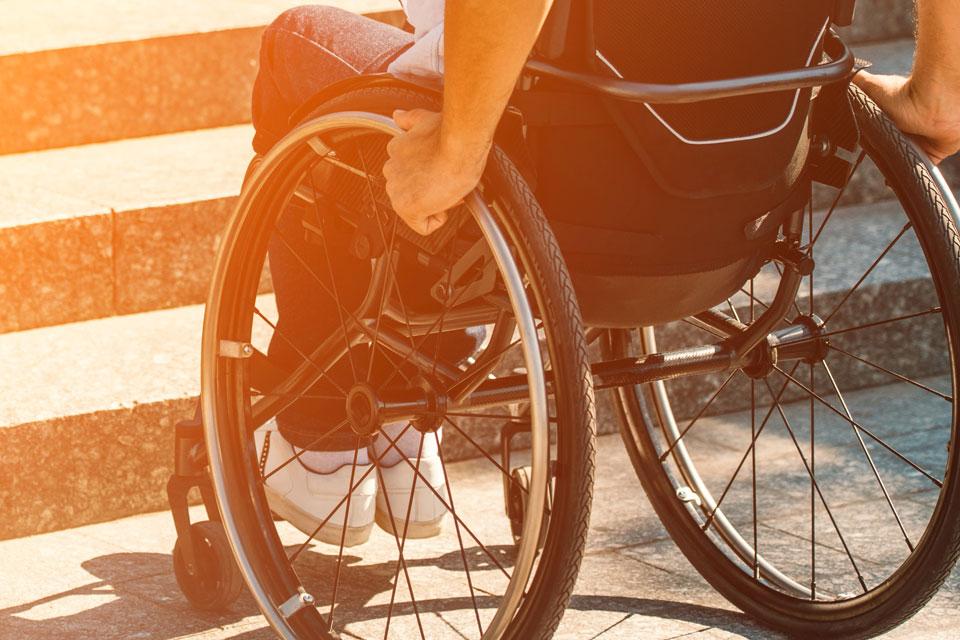 Services d'aide pour les personnes handicapées